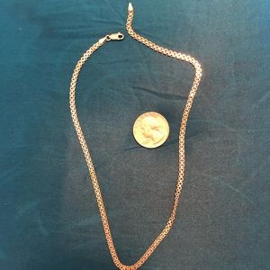 Jewelry - Sterling silver chain medium length